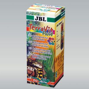 (1)JBL TerraVit fluid 50ml