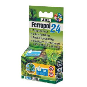(1)JBL Ferropol 24 10ml nouveau packaging 2019
